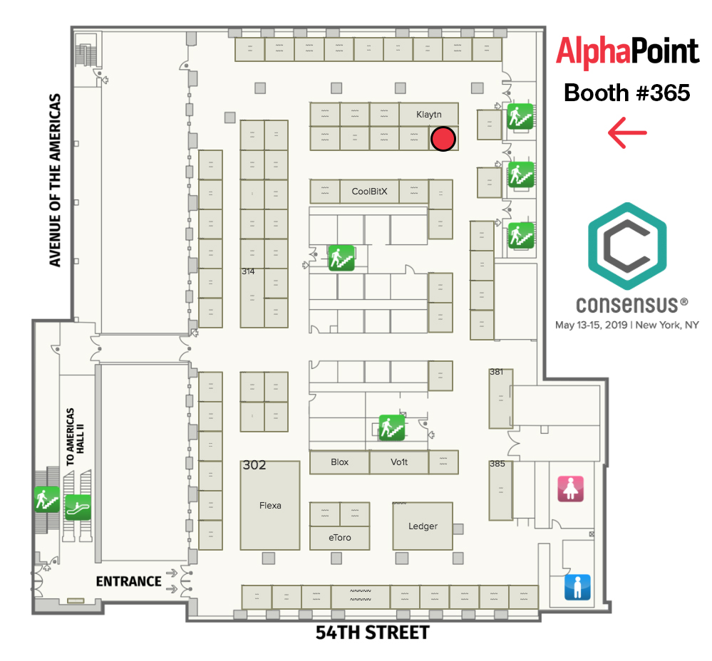 AlphaPoint Expo - Consensus