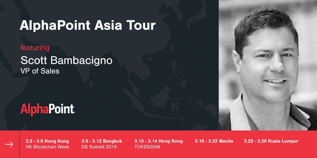 AlphaPoint Asia Tour