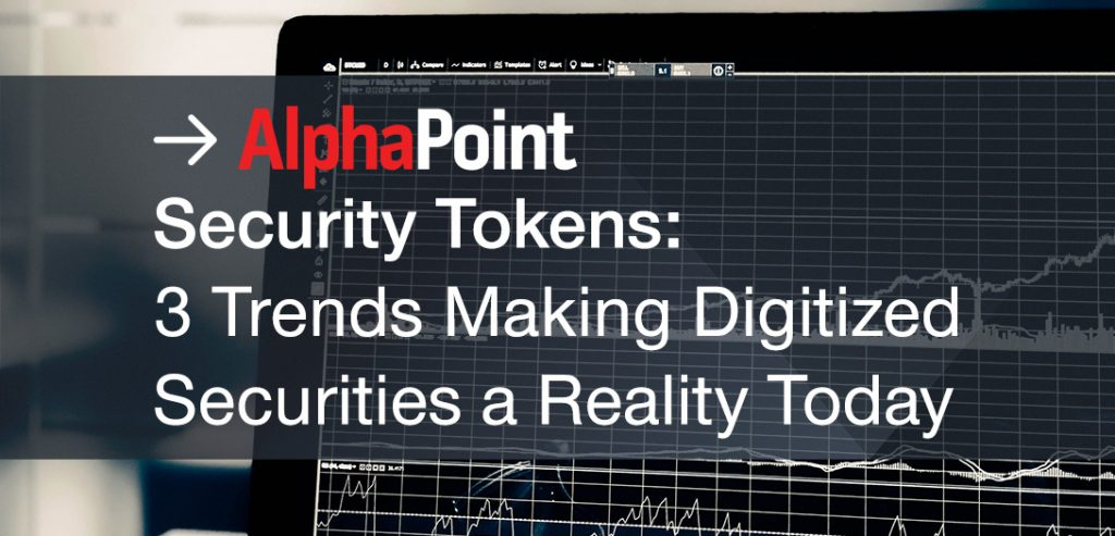 Security Tokens AlphaPoint