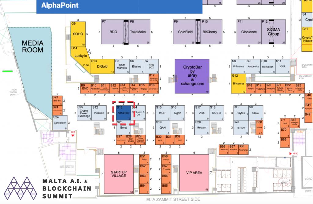 AlphaPoint - Malta - Floorplan
