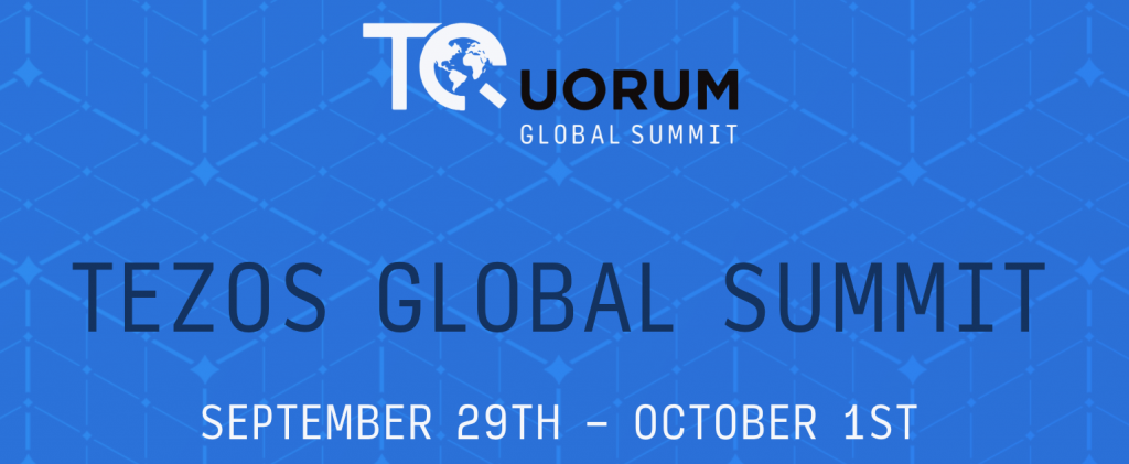 Tezos TQuorum Global Summit - AlphaPoint