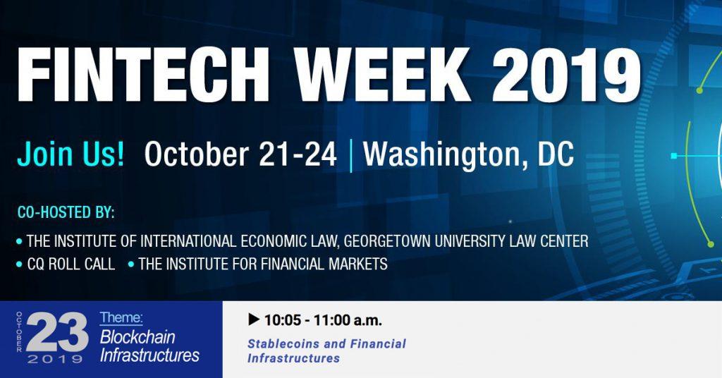 DC Fintech Week 2019 - AlphaPoint