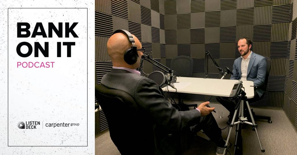 Bank On It podcast - AlphaPoint