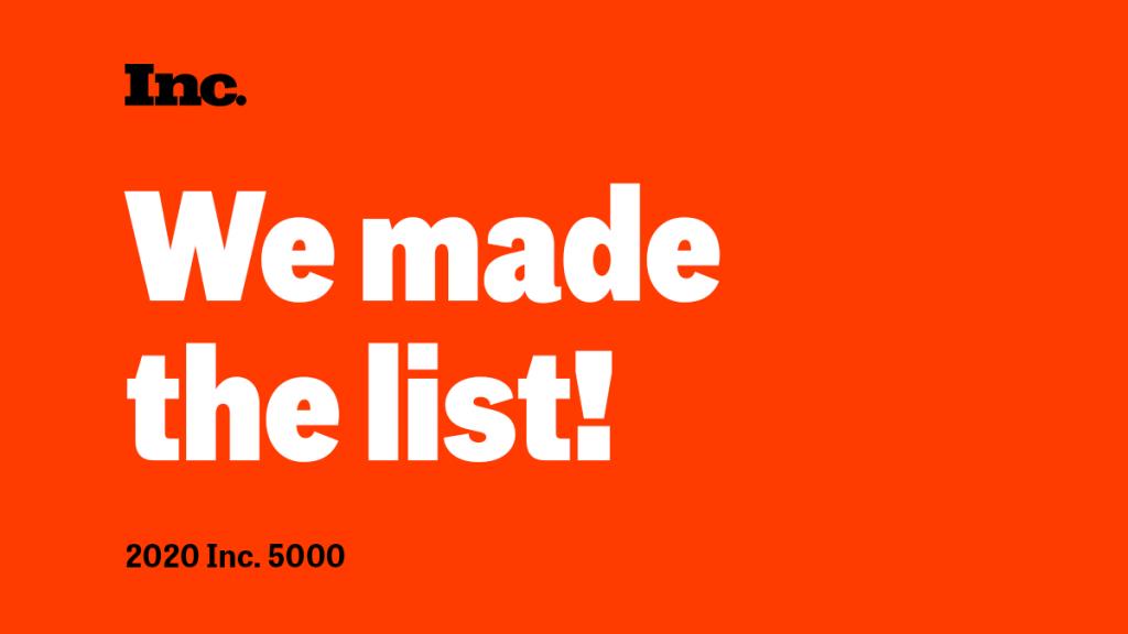 Inc. 5000 - AlphaPoint