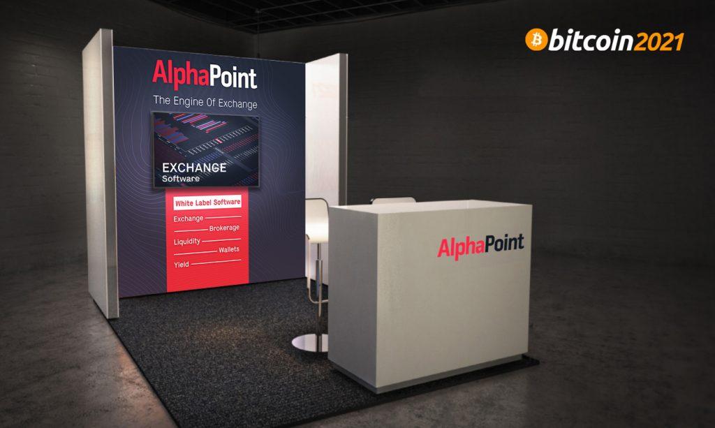 AlphaPoint at Bitcoin 2021