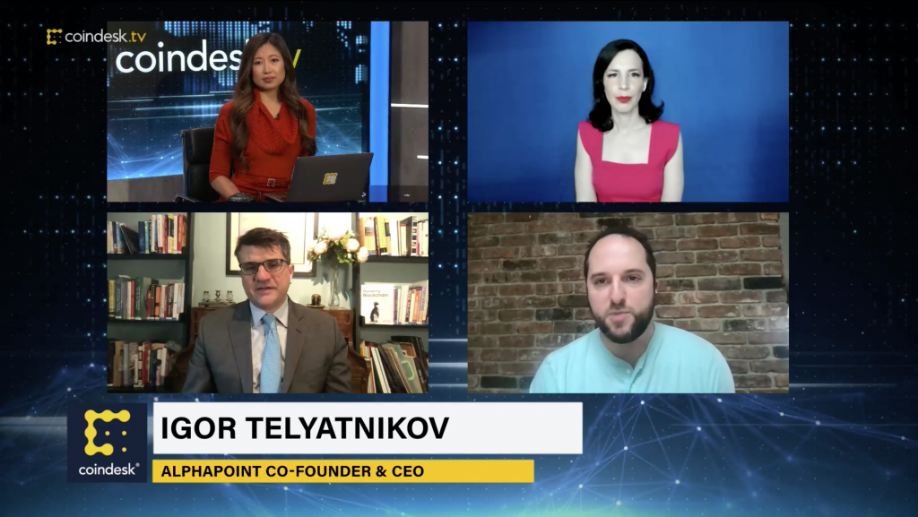 CoinDesk TV - First Mover