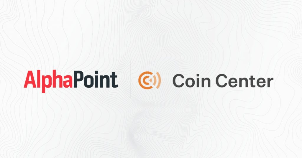 AlphaPoint donates to Coin Center