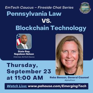 AlphaPoint Blockchain Pennsylvania